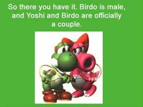 Birdo is Male