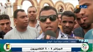 الوادي: أصحاب سيارات الأجرة يشلون حركة السير إحتجاجا على تردي أوضاعهم المهنية