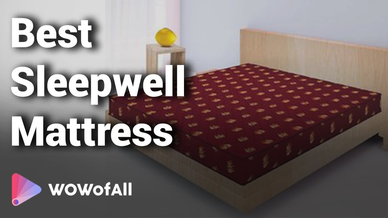 Best Sleepwell Mattress In India Complete List With Features Price Range Details