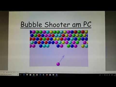 Ich Will Spielen Bubble