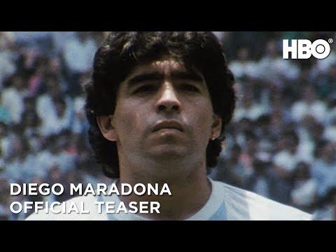 'Diego Maradona' Review: A Soccer Player Who Got His Kicks