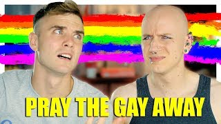 Gays React To Anti-Gay Adverts & Videos (ft. Calum McSwiggan) | Roly Reacts