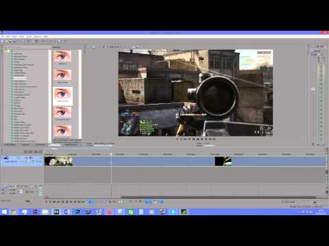 SONY VEGAS PRO 13 BEGINNERS TUTORIAL 2016!