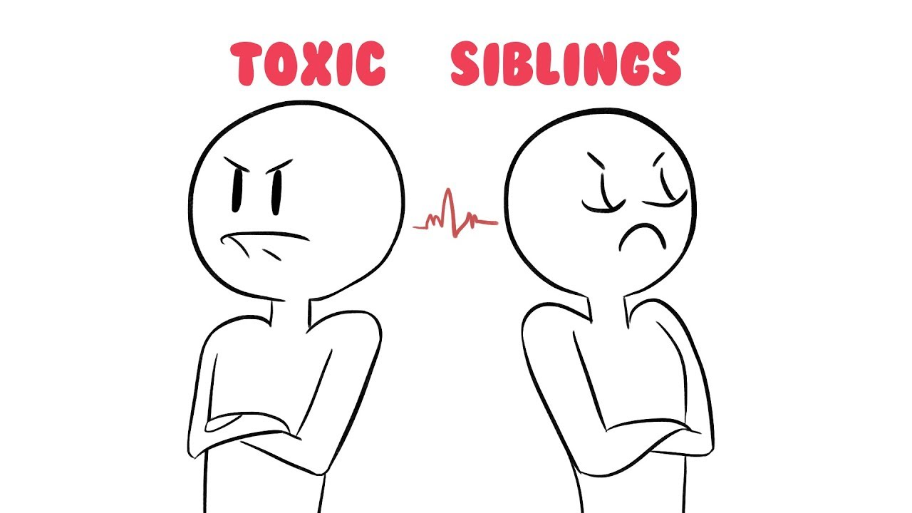 10 Ways to Deal With a Toxic Sibling