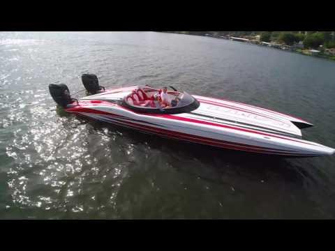 MTI's newest Boat