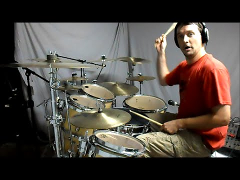 KORN - Clown - Drum Cover