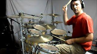 KORN - Clown - Drum Cover