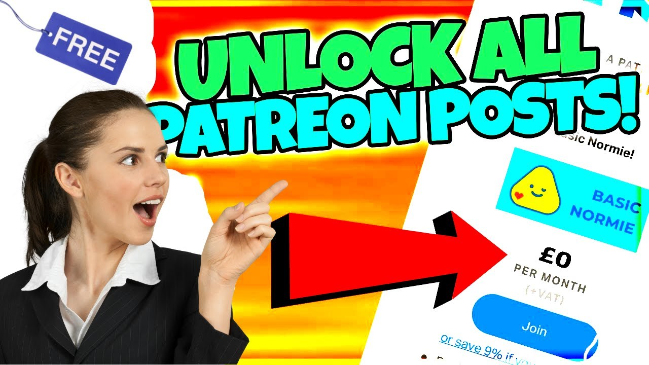 How to See Patreon Content for Free 20   New Working Method ...