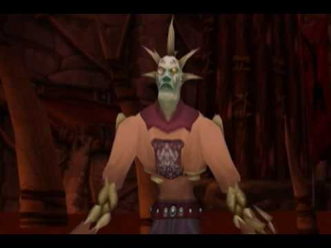 Associate Professor Evil Kills All Beggars - World of Warcraft (WoW) Machinima by Oxhorn