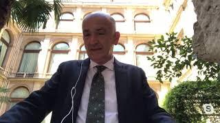 """Francesco paolo sisto: """"la giustizia barese versa in condizioni drammatiche"""""""