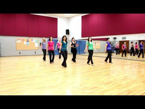 Soul Train - Line Dance (Dance & Teach in English & 中文)