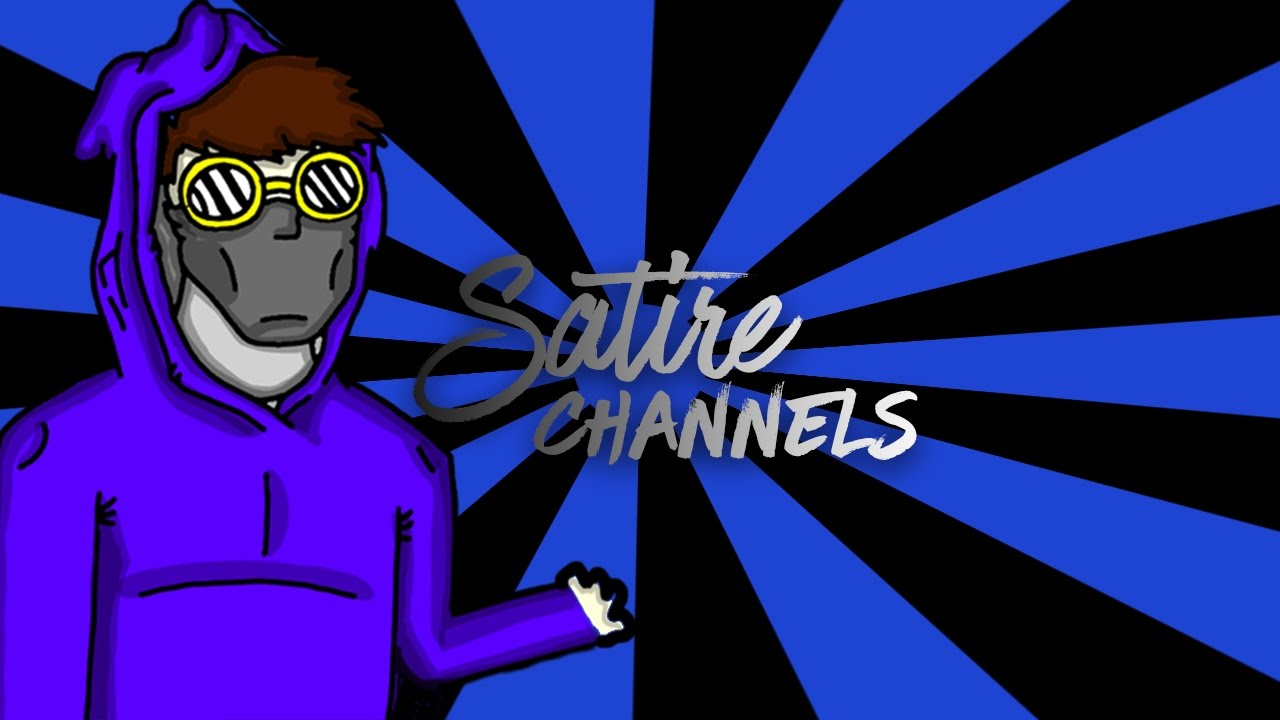 Satire Channels Youtube