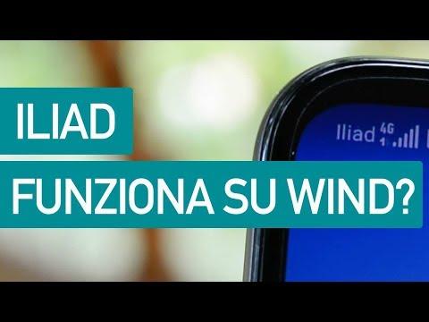 ILIAD: FUNZIONA SU RETE WIND??