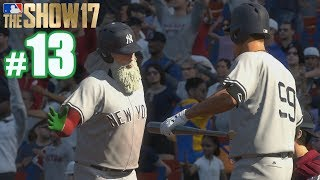SANTA AND AARON JUDGE HIT BACK-TO-BACK! | MLB The Show 17 | Road to the Show #13