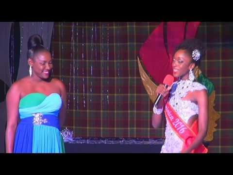 SEGMENT 8 0F 8 MISS CARIBBEAN CULTURE PAGEANT 2016