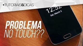 Como melhorar 100% o touchscreen do seu CELULAR (touch não funciona ou só funciona as vezes)