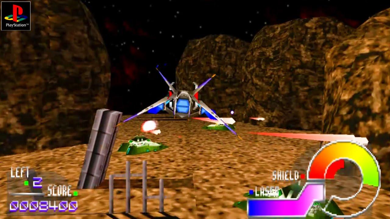 Jupiter Strike PS1 ROM #15