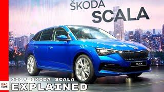 2019 Skoda Scala Explained