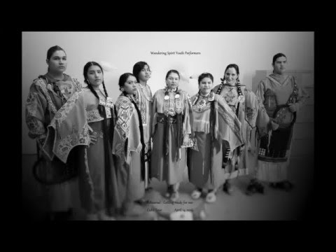 Thundering Nations Productions presents Wandering Spirit Youth Dancers