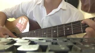 Hứa thật nhiều, thất hứa thật nhiều - Guitar Cover