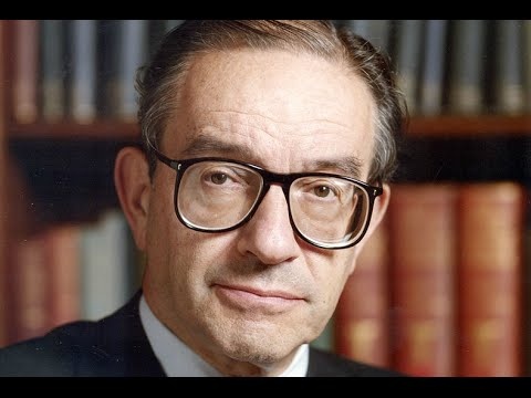 Alan Greenspan on the Federal Reserve, Economy & Housing Industry (2005)