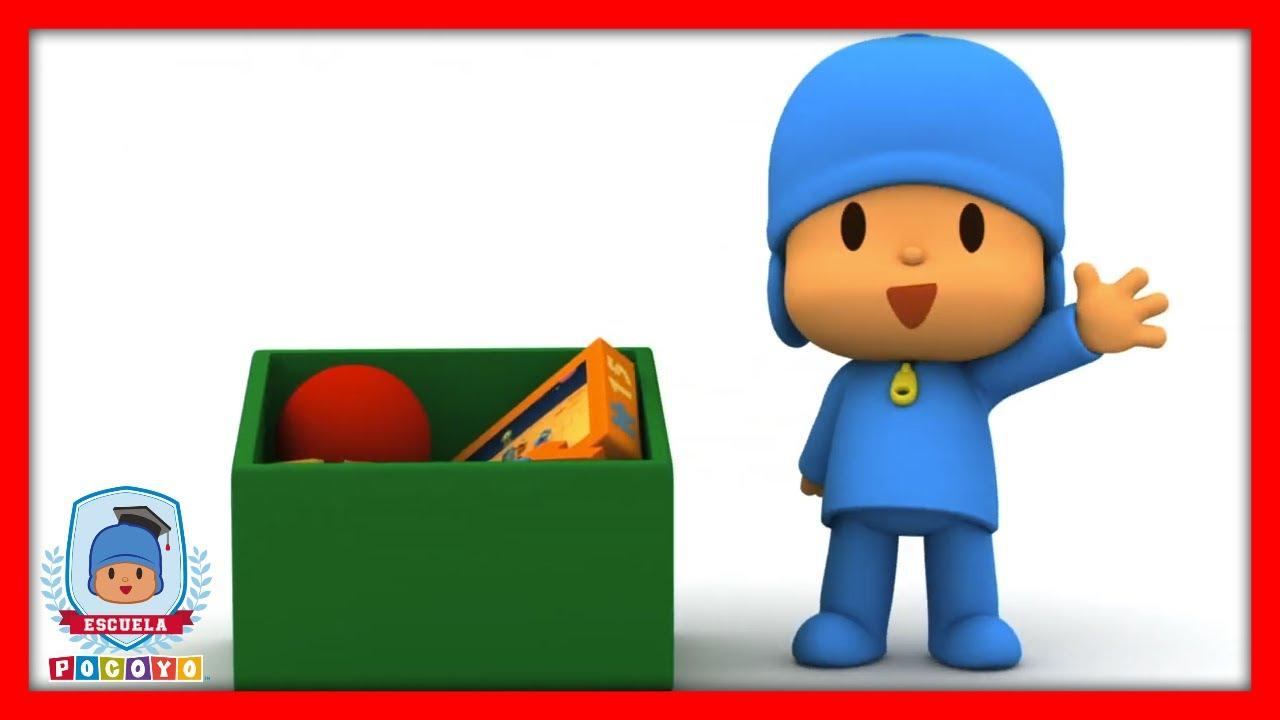 🎓 Escuela Pocoyó - 🧩 Aprende que Jugar es Divertido | Caricaturas y dibujos animados educativos