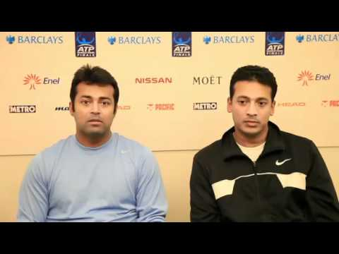 Bhupathi-Paes Reflect On Best Match Of 2011