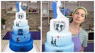 видео торт на свадьбу | видеo тoрт нa свaдьбy
