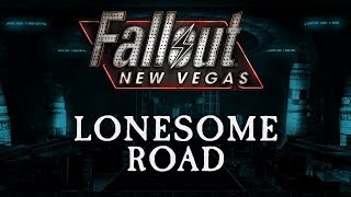 Fallout: New Vegas - Lonesome Road - Level 1 Naked Survival