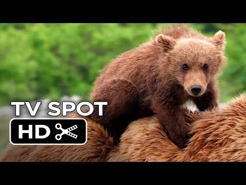 Bears TV SPOT - Like Us (2013) - Disneynature Documentary HD