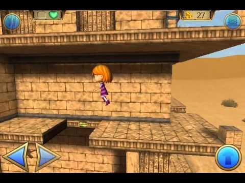 Nia - Jewel Hunter game ios iphone gameplay