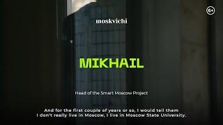 Moskvichi - Mikhail Kaptyug, science popularizer