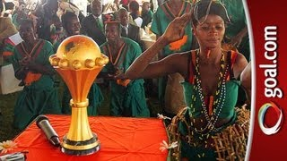 Zambia drawn with Nigeria in 2013 Africa Cup of Nations