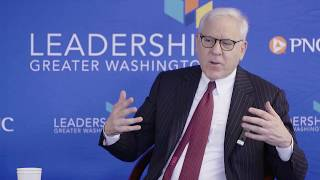Lessons in Leadership Featuring David Rubenstein