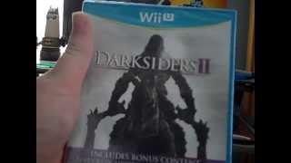 Darksiders II Unboxing (Wii U)