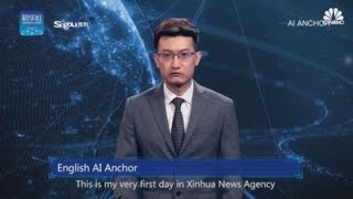 World's first AI news anchor debuts in China