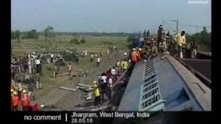 India train crash - no comment