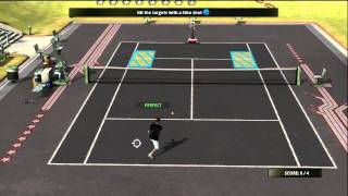 Top Spin 4 - Academy: advanced lessons