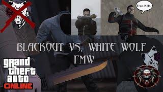 WHITE WOLF LEGION VS. BLACKOUT MERCENARIES || FMW || #WEGOTBOOTED #EXPOSED || WOLF vs BMTF ||