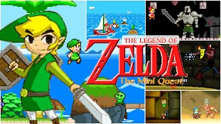 Super Mario World: The Legend of Zelda - The Mini Quest (HD/60 FPS) [AWESOME]
