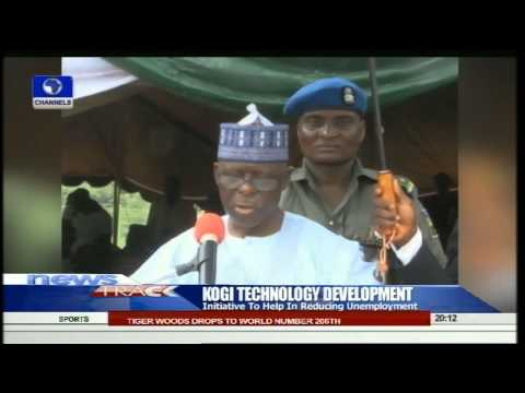 Kogi Govt Launches Vocational Institute To Reduce Unemployment -- 29/07/15