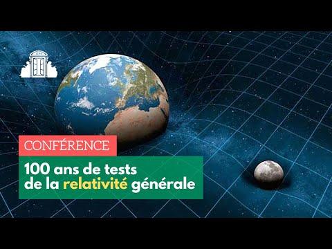 La théorie de la relativité générale : 100 ans de tests