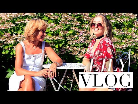 MY MOM'S BIRTHDAY & ROOM TOUR   Lily Like Vlog #7