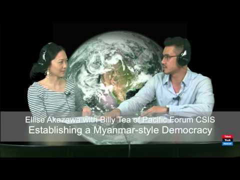 Democracy in Myanmar with Billy Tea