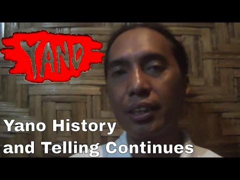 yano history: yano's story and telling continues