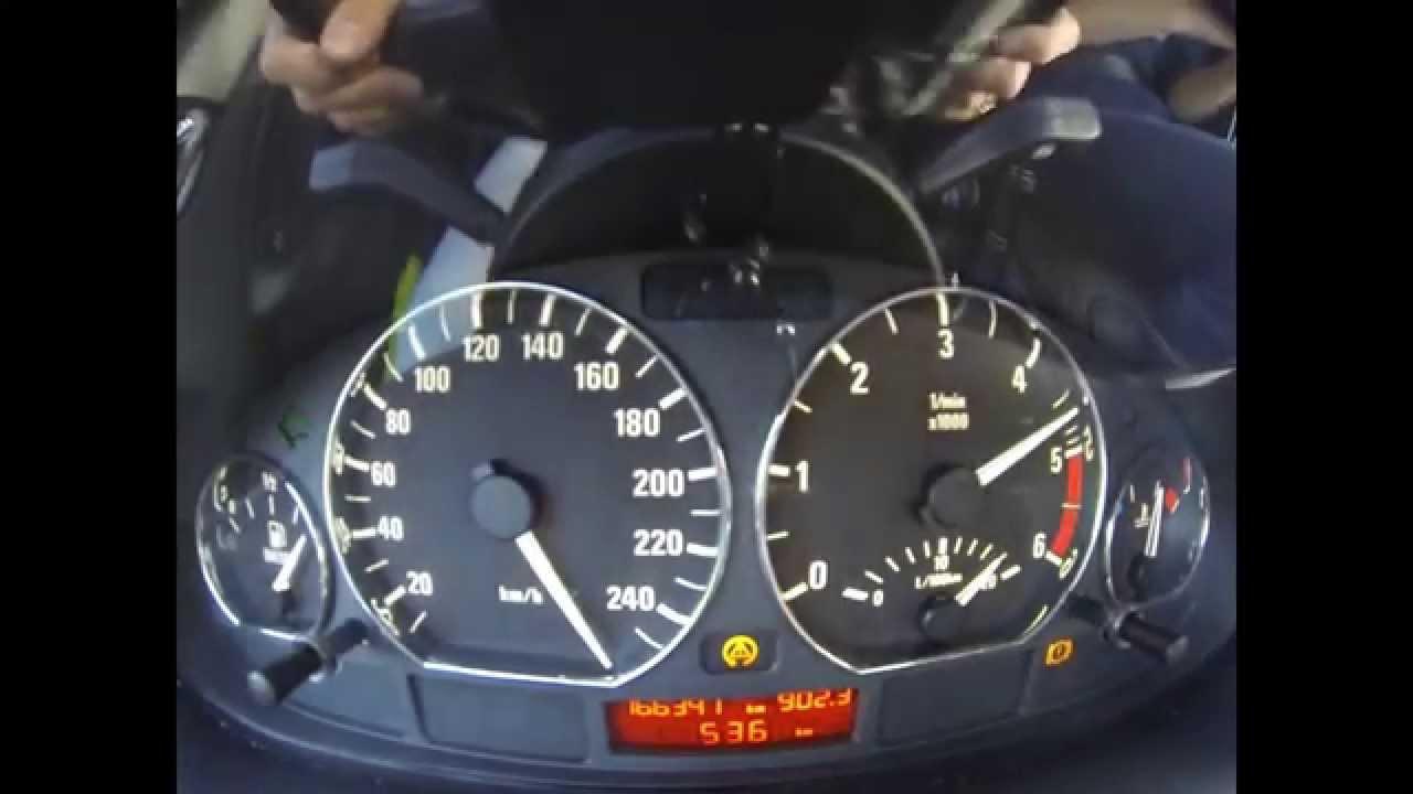 Bmw M Power E46 >> BMW E46 330D 204CV VITESSE MAX 270 KM/H - YouTube