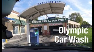 RACO Touch Free - Olympic Car Wash, Shawnee KS