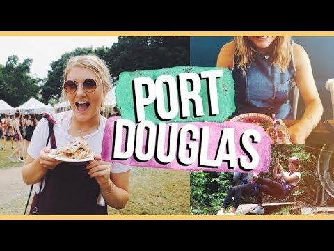 ARRIVING AT PORT DOUGLAS & ZIPLINING // Weekly Vlog #54