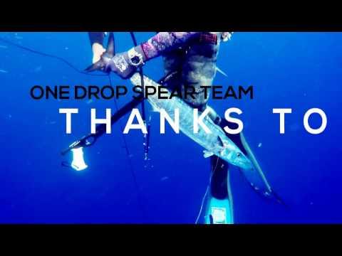 Spearfishing Guam - One Drop