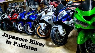 Japanese Bikes In Pakistan New Stock At United Autos Motorsports Price In Pakistan Pk Bikes